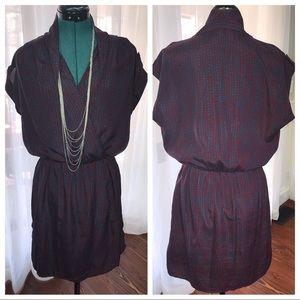 Maison Jules Faux Wrap Dress